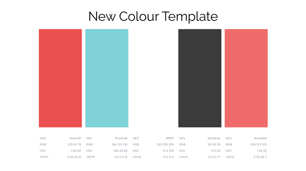 Croi Colour Template