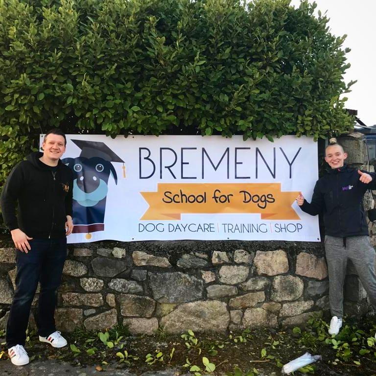 Bremeny School for Dogs - Dog Daycare Dog Training Pet Shop